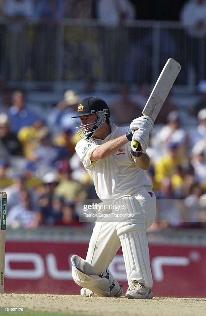England v Australia, 5th Test, The Oval, Aug 01 : News Photo