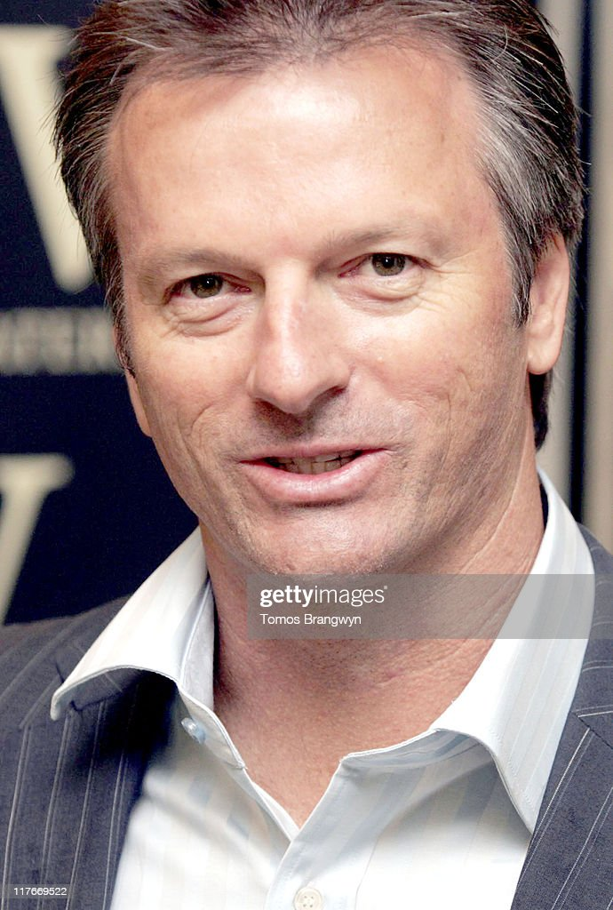 Steve Waugh 'Out Of My Comfort Zone' Book Signing - April 25, 2006 : News Photo