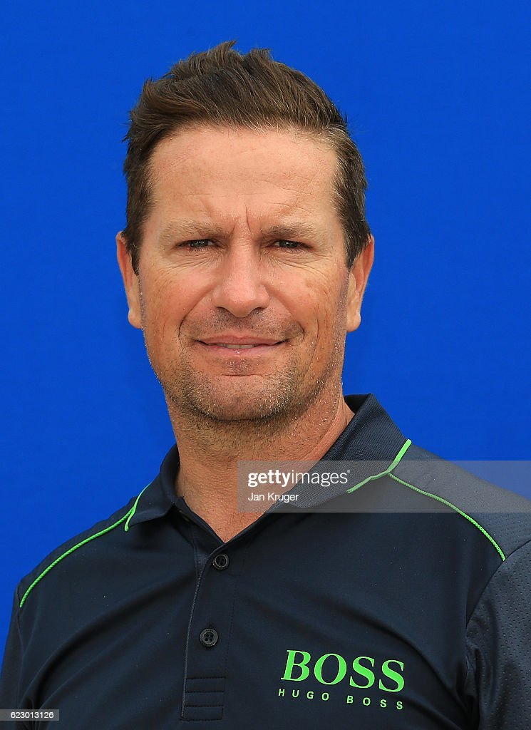 Steve Webster of England during the second round of the European Tour qualifying school final stage at PGA Catalunya Resort on November 13, 2016 in Girona, Spain.