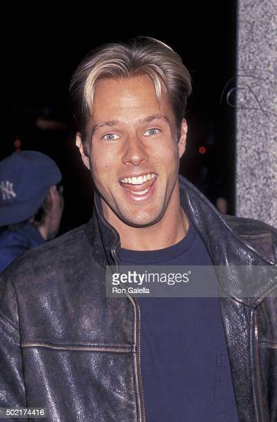 Steve Wilder attends the premiere of 'Pleasantville' on October 19 1998 at Mann National Theater in Westwood California