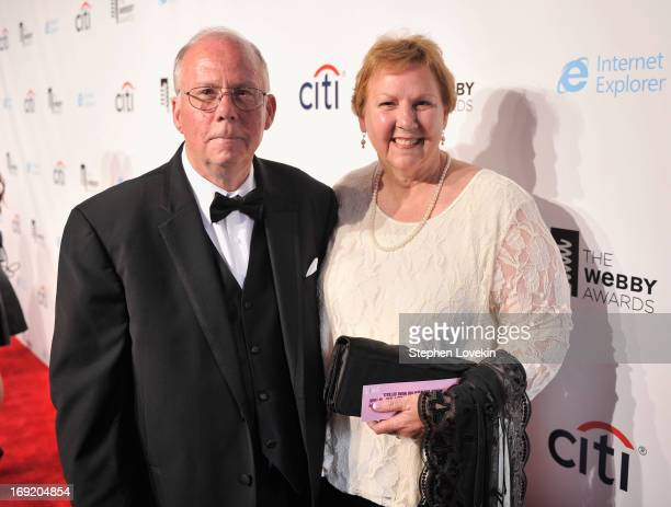 Steve Wilhite inventor of the GIF file attends the 17th Annual Webby Awards at Cipriani Wall Street on May 21 2013 in New York City