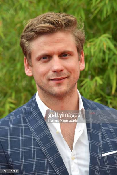Steve Windolf during the Bavaria Film reception during the Munich Film Festival 2018 at Kuenstlerhaus am Lenbachplatz on July 3 2017 in Munich Germany