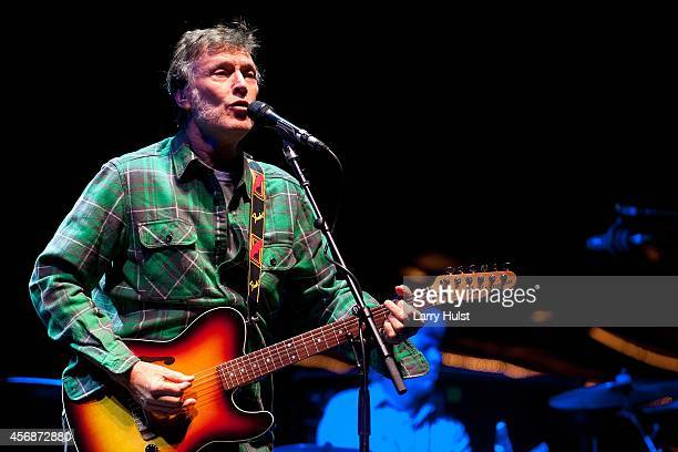 Steve Winwood is performing his hits at Red Rocks Amphitheatre in Morrison Colorado on September 30 2014
