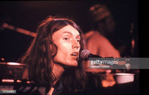 Steve Winwood of Traffic during the stage version of The Who's Tommy at the Rainbow Theatre London 9th December 1972