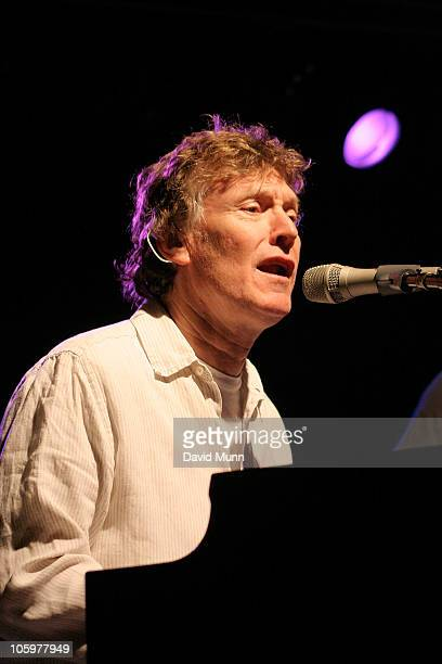 Steve Winwood performs at O2 Academy on October 22, 2010 in Liverpool, England.