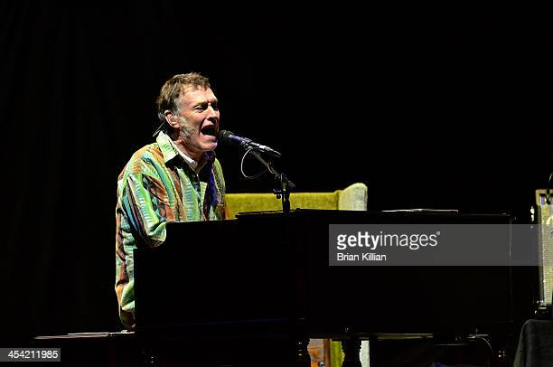 Steve Winwood performs at Prudential Center on December 7 2013 in Newark New Jersey