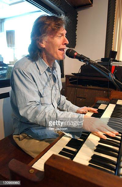 Steve Winwood performs live at KBCO Studio C in Boulder CO