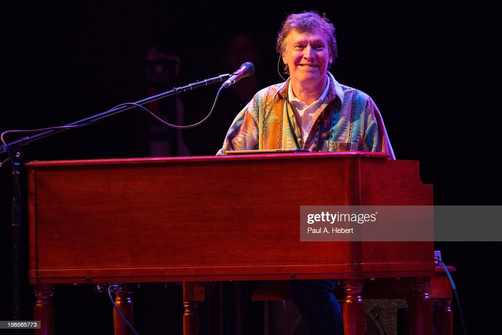 Steve Winwood And The Wood Brothers Perform At The Greek Theatre
