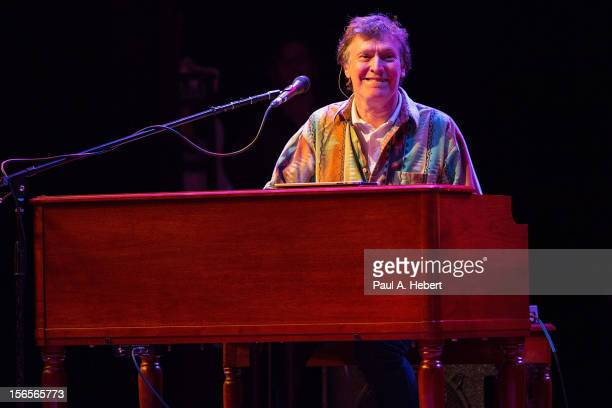 Steve Winwood performs on stage at The Greek Theatre on November 16 2012 in Los Angeles California