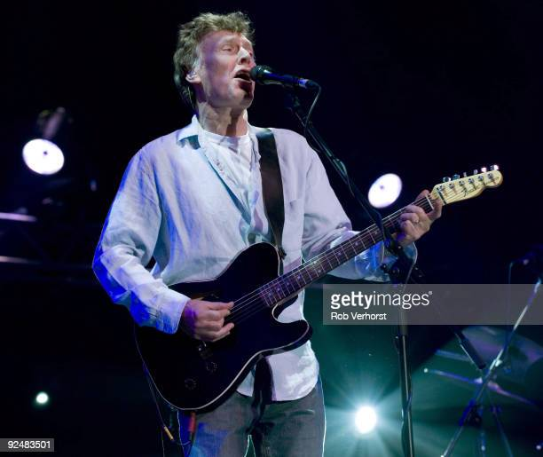 Steve Winwood performs on stage at the North Sea Jazz Festival at Ahoy on July 12th 2009 in Rotterdam, Netherlands.