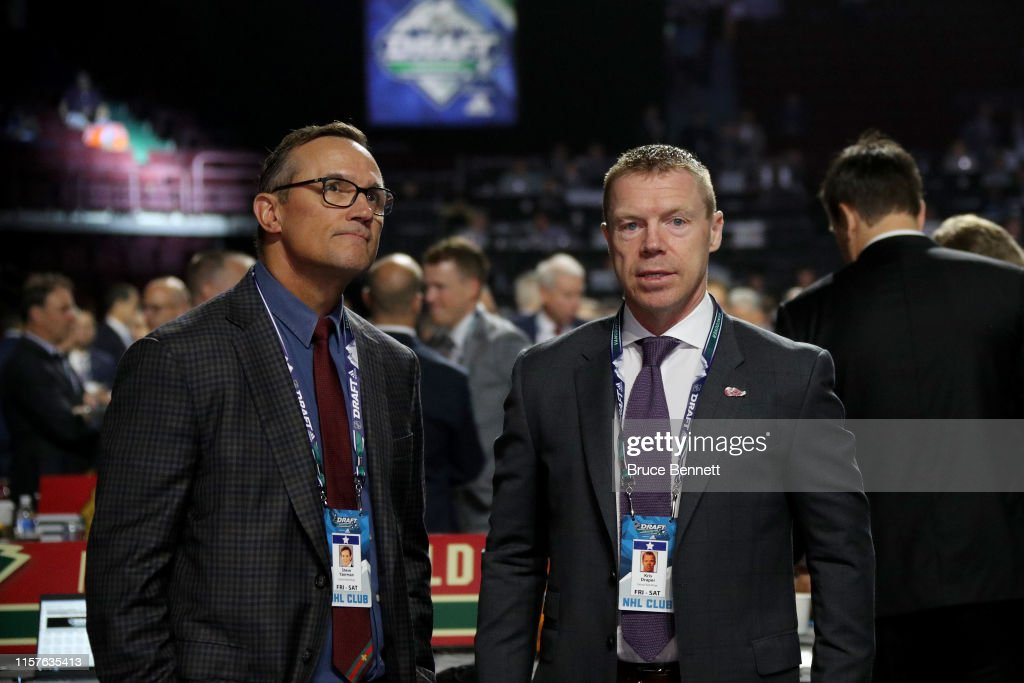 2019 NHL Draft - Round 2-7 : News Photo