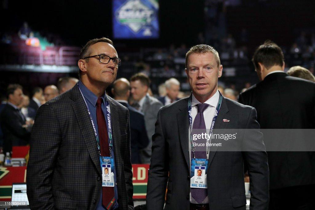 2019 NHL Draft - Round 2-7 : Foto jornalística