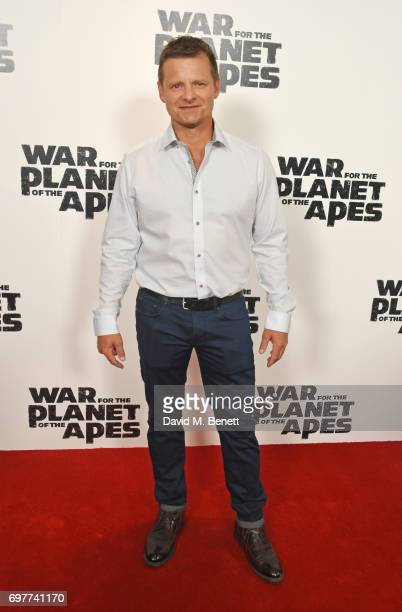 """Steve Zahn attends a special screening of """"The War For The Planet Of The Apes"""" at The Ham Yard Hotel on June 19, 2017 in London, England."""