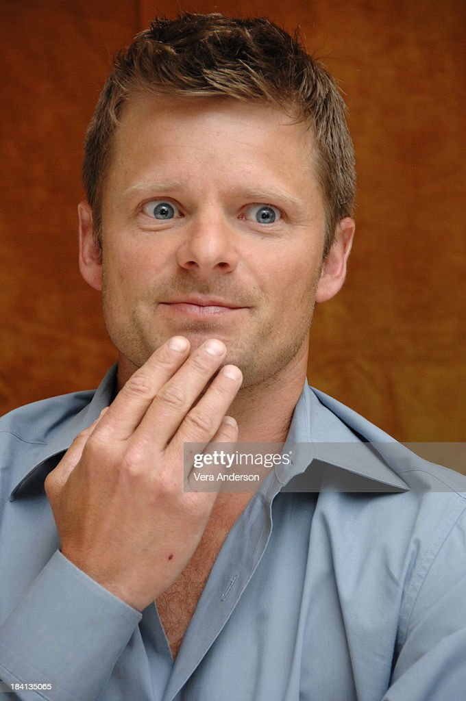 Steve Zahn during 'Rescue Dawn' Press Conference with Jeremy Davies, Steve Zahn, Christian Bale and Werner Herzog at Four Seasons in Beverly Hills, California, United States.