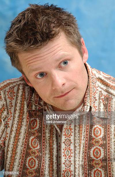 """Steve Zahn during """"Sahara"""" Press Conference with Matthew McConaughy, Penelope Cruz, Steve Zahn and Breck Eisner at Four Seasons Hotel in Beverly..."""