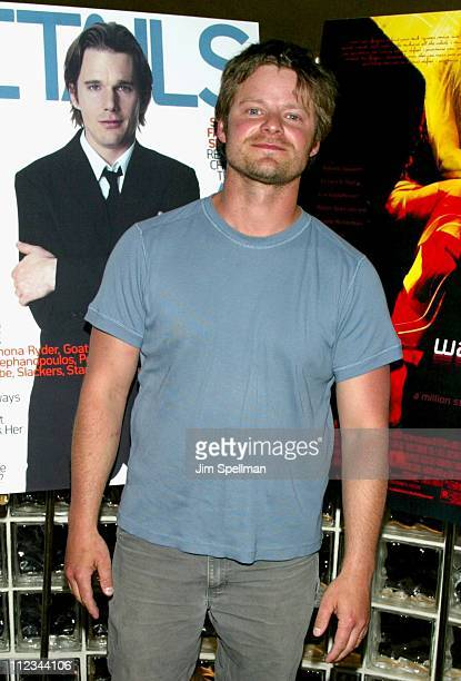 """Steve Zahn during The New York Premiere Of Ethan Hawke's Directorial Debut, """"Chelsea Walls"""" at Clearview's Chelsea West in New York City, New York,..."""