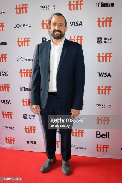 Steve Zissis attends 'The Front Runner' premiere at Ryerson Theatre on September 8 2018 in Toronto Canada