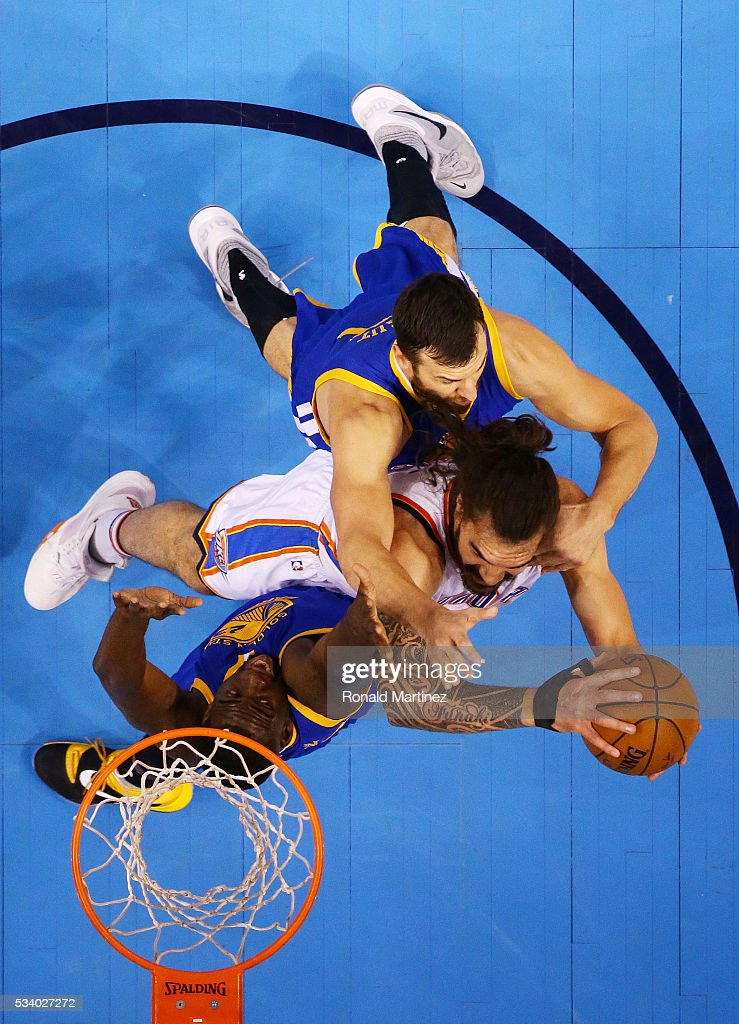 Golden State Warriors v Oklahoma City Thunder - Game Four