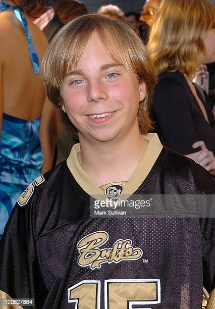 Steven Anthony Lawrence during 2005 G-Phoria Videogame Awards - Arrivals at Los Angeles Center Studios in Los Angeles, California, United States.