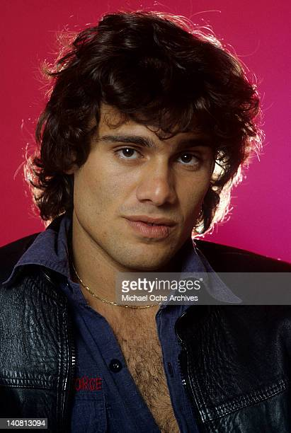 Steven Bauer also known as Rocky Echevaccia circa 1986