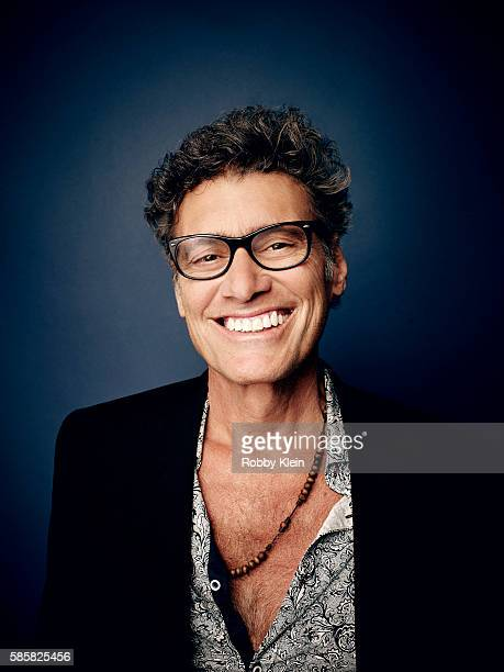 Steven Bauer is photographed at the Hallmark Channel Summer 2016 TCA's on July 27 2016 in Los Angeles California