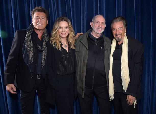 'Scarface' 35th Anniversary Cast Reunion - 2018 Tribeca Film Festival