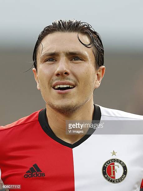 Steven Berghuis of Feyenoord during the Europa League group A match between Feyenoord and Manchester Uinited on September 15 2016 at the Kuip stadium...