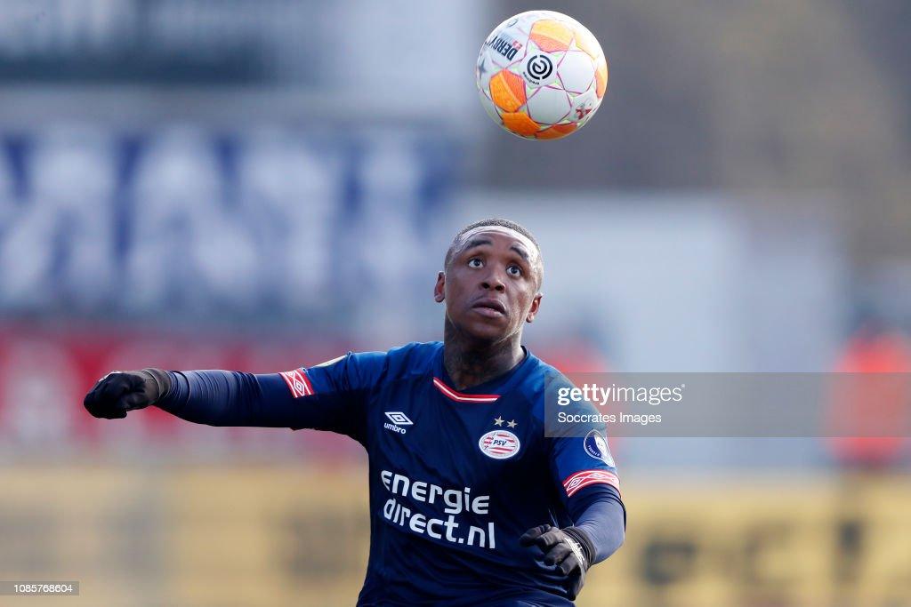 FC Emmen v PSV - Dutch Eredivisie : News Photo
