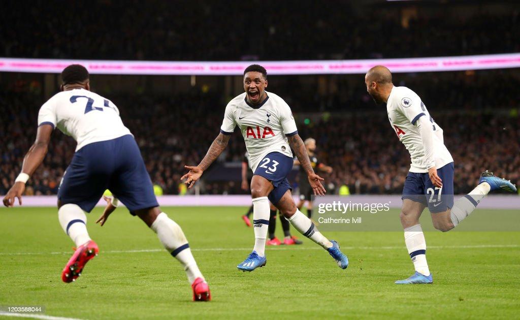 Tottenham Hotspur v Manchester City - Premier League : News Photo