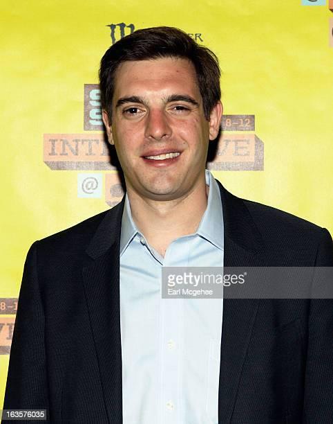 Steven Bertoni Associate Editor Forbes Magazine at Forbes 30 Under 30 Meet Spotify's Daniel Ek during the 2013 SXSW Music Film Interactive Festival...