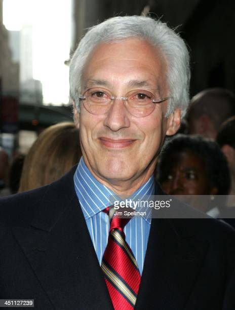 Steven Bochco during ABC 2004-2005 Upfront at Cipriani's in New York City, New York, United States.