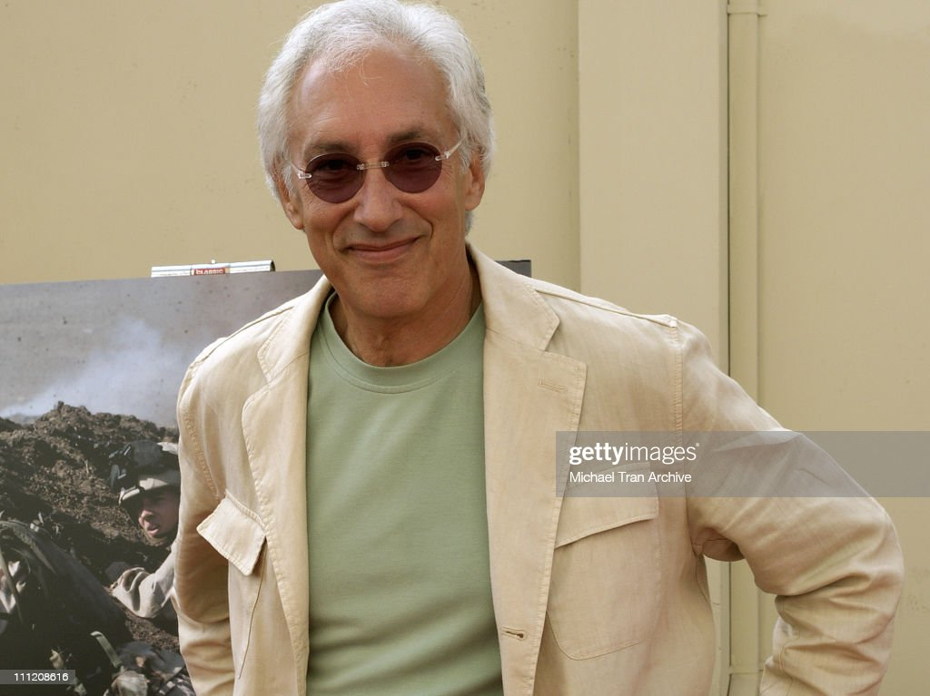 Steven Bochco during FX's 'Over There' Los Angeles Premiere - Arrivals at Darryl F. Zanuck Theatre on the FOX Lot in Los Angeles, California, United States.