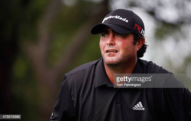 Steven Bowditch of Australia follows his tee shot on the sixth hole during Round Three of the ATT Byron Nelson at the TPC Four Seasons Resort Las...