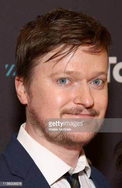 Steven Boyer attends the Broadway Opening Night of 'Tootsie' at The Marquis Theatre on April 22 2019 in New York City