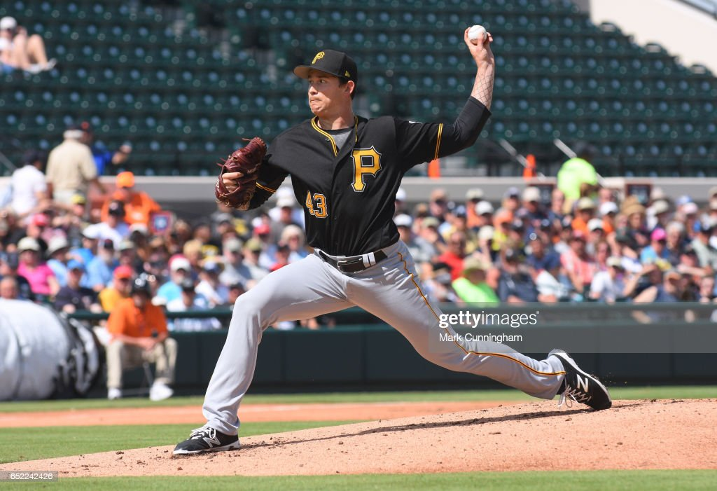 Pittsburgh Pirates v Detroit Tigers