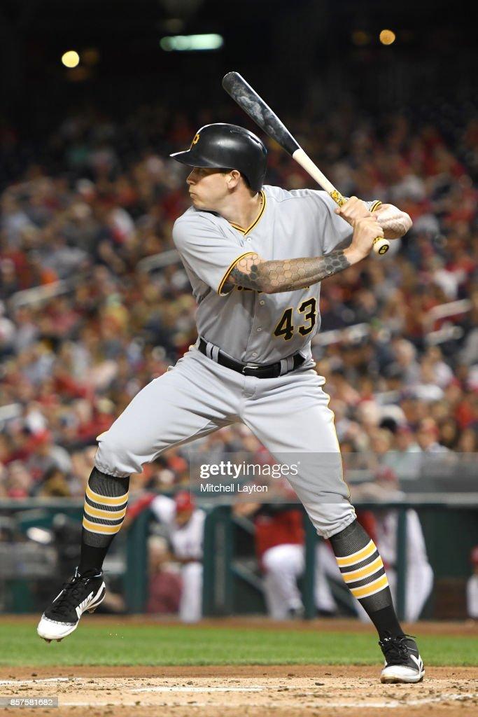 Pittsburgh Pirates v Washington Nationals