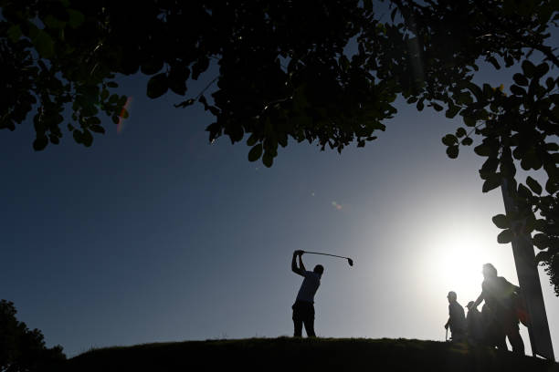 CYP: Aphrodite Hills Cyprus Open - Day One