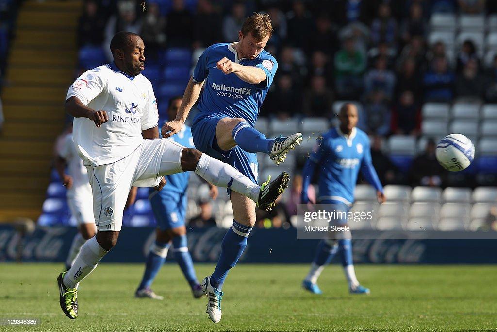 Birmingham City v Leicester City - npower Championship