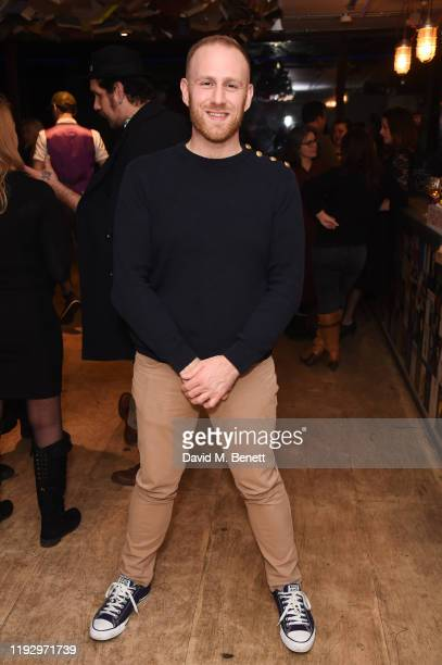 Steven CarterBailey attends the press night after party for Shackleton And His Stowaway at The Park Theatre on January 10 2020 in London England