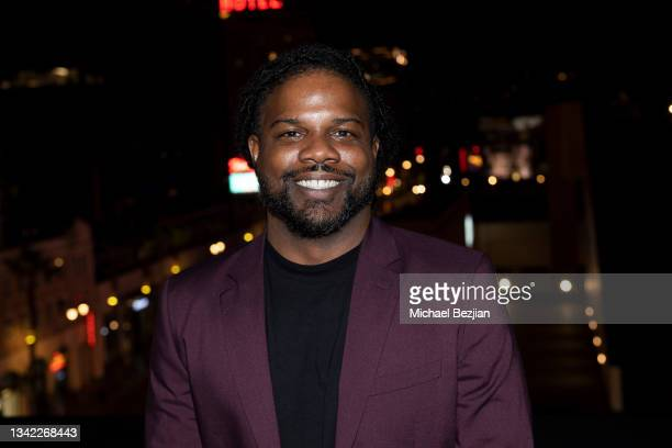 Steven Conaway arrives at 17th Annual Oscar-Qualifying HollyShorts Film Festival Opening Night at Japan House Los Angeles on September 23, 2021 in...