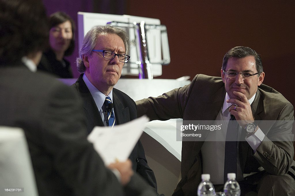 Bloomberg Link Mexico Summit : News Photo