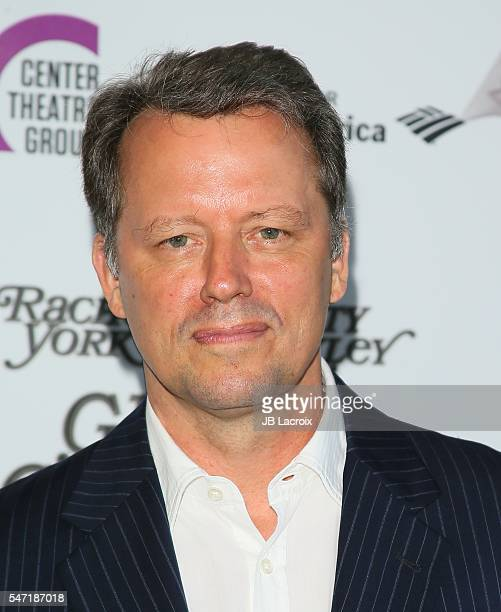 Steven Culp arrives at the opening night of 'Grey Gardens' The Musical at the Ahmanson Theatre on July 13 2016 in Los Angeles California