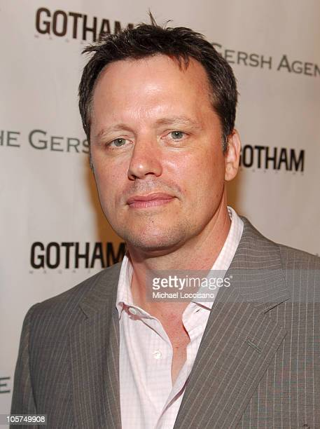 Steven Culp during The Gersh Agency Celebrates New York Upfronts with Gotham Magazine at BED in New York City New York United States