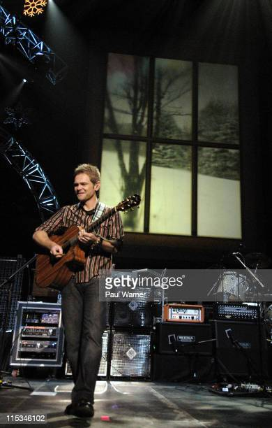 Steven Curtis Chapman during Stephen Curtis Chapman and Mercy Me In Concert at The Palace of Auburn Hills in Auburn Hills Michigan United States