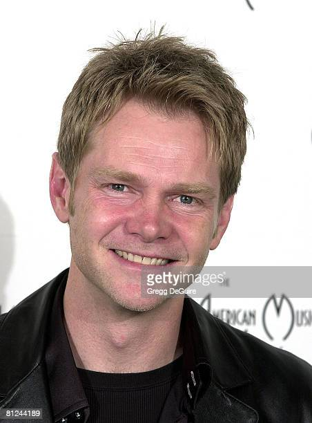 Steven Curtis Chapman in the press room at the 29th Annual American Music Awards