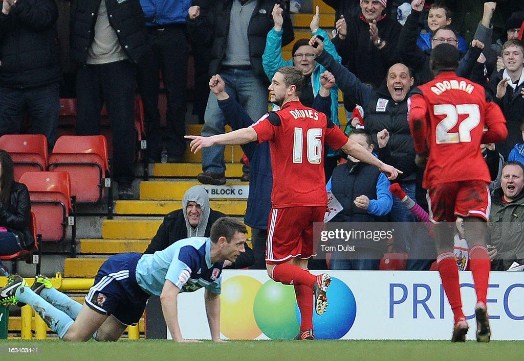 Bristol City v Middlesbrough - npower Championship