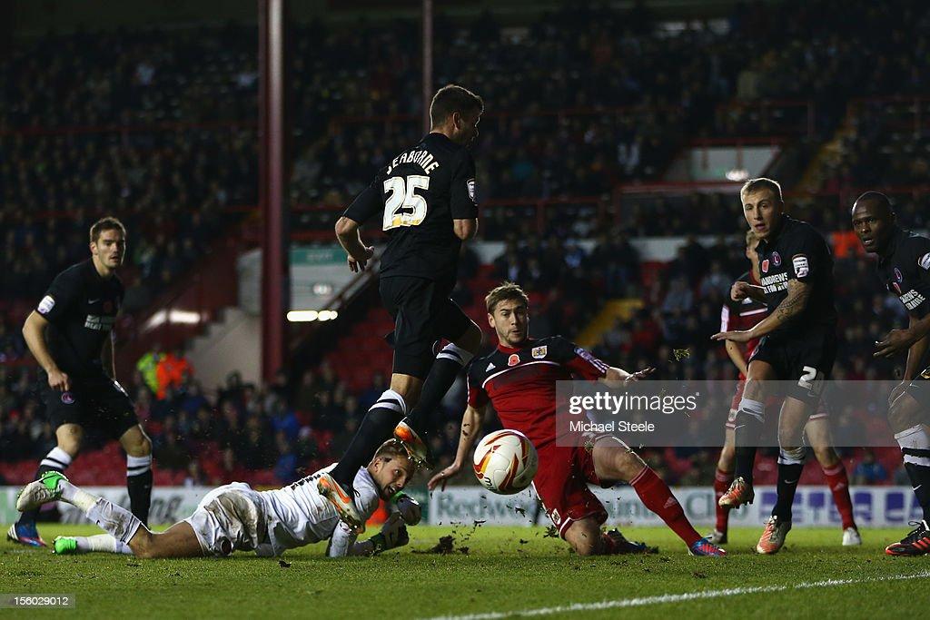Bristol City v Charlton Athletic - npower Championship