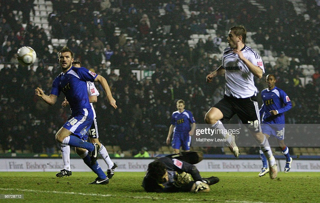 Derby County v Millwall - FA Cup 3rd Round Replay