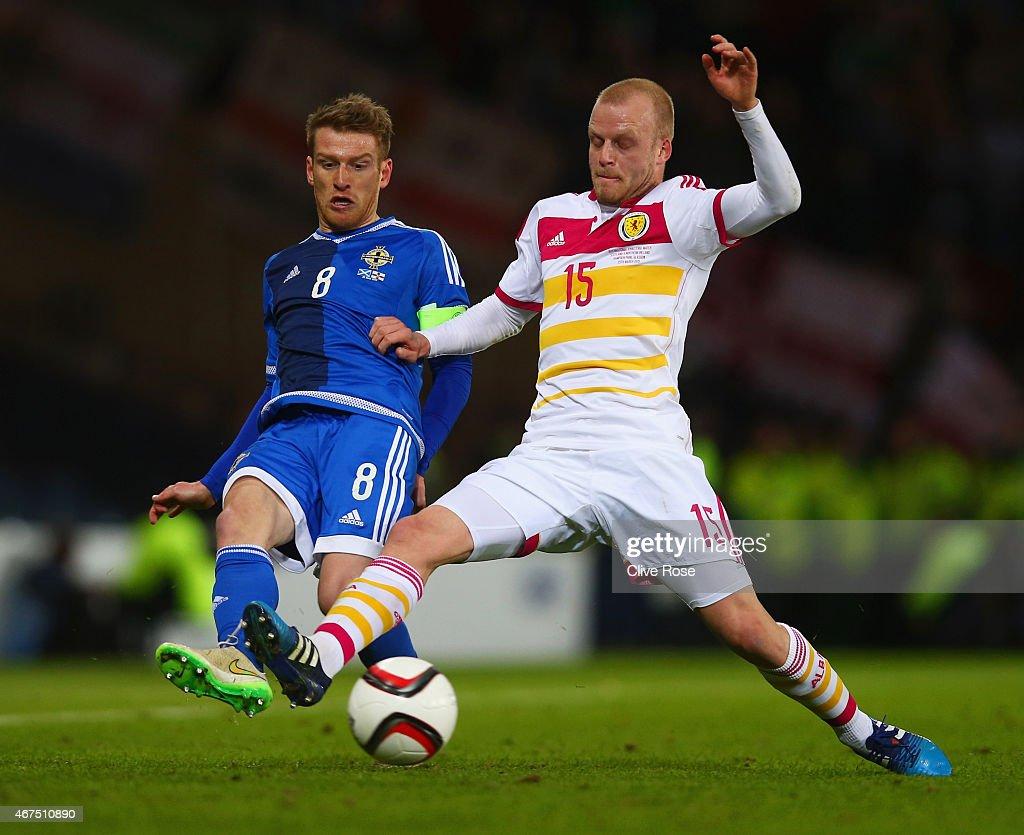 Scotland v Northern Ireland - International Friendly : News Photo