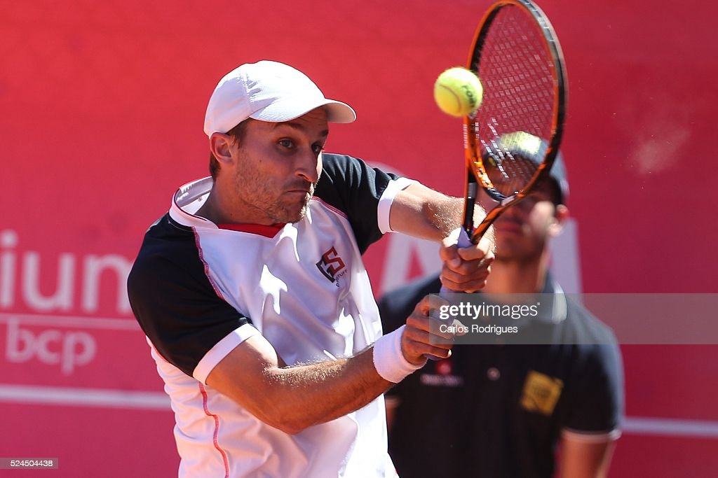Millennium Estoril Open : News Photo